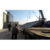 Установка ворот шлагбаумов заборов от компании Хеда - Украина
